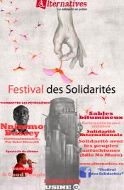Festival des solidarit�s d�Alternatives